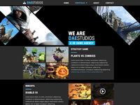 Daestudios - Work Pages