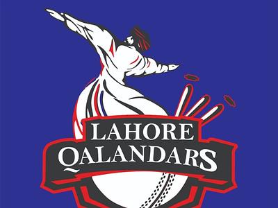 Lahore qalandrs logotype logo design teams logos logos