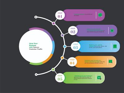INFORAPHIC logo design branding logos logo logodesign