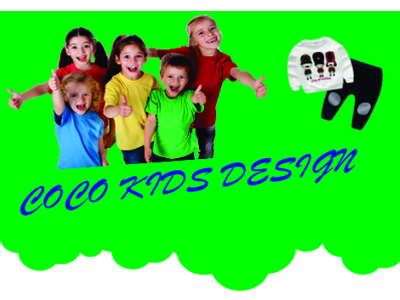 COCO KIDS DSIGN banner design banner banners