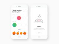 Ecook App: No internet & Filter