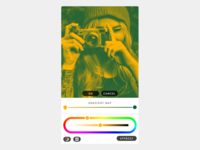 Photo Filter App UI