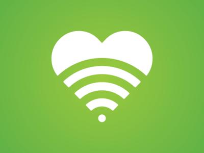 Wireless Health Icon
