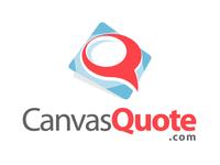 CanvasQuote.Com Logo