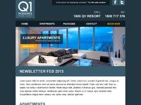 Q1 email newsletter