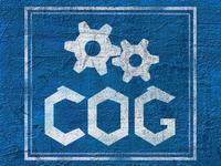 """""""Cog"""" font Idea"""