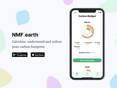 Calculate, understand and reduce your carbon footprint. track carbon footprint environment earth climate breakdown climate change android ios free download open source app
