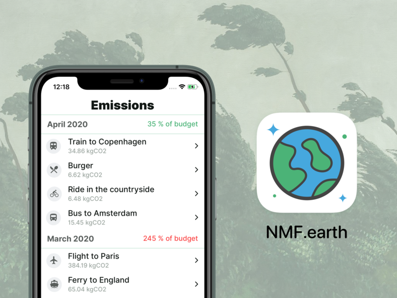 New icon, new design painting earth environment iphone free download logo climate change android ios open source app