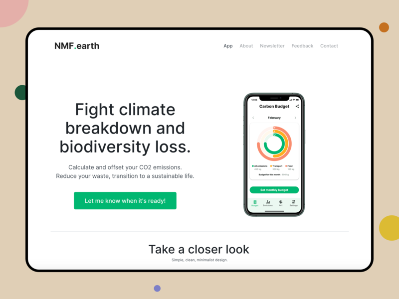 New visual identity climate change climate breakdown download free download open source app