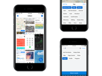 Collect – app for organising screenshots