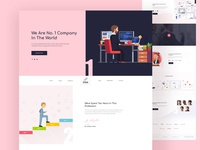 Pixol- Corporate Web Template