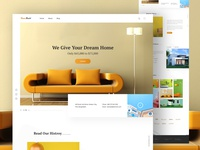 Real Estate - Corporate Site Design