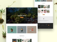 CactusVoice E-commerce Template