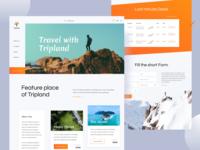 Travel web Explore