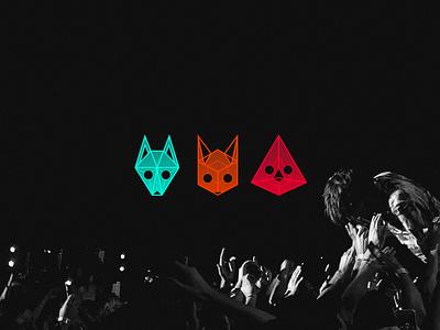 ANIMALS . Logo Collection concept art illustration animal icon branding graphic brand logo design