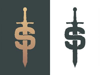 Save The Princess . Logo design flat sword logotype logo icon design creative game branding brand art