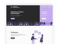 Chambers Translations Redesign