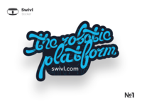 Swivl Sticker