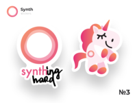 Synth Stickers Part 3