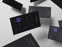 Minewatch Business Cards
