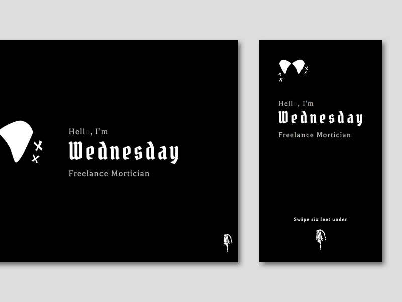 Dribbble wednesday