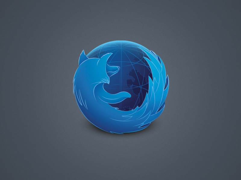 Firefox Developer Edition logo by Sean Martell on Dribbble