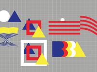 RGBlues artboard
