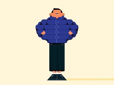 That Guy illustrator character illustration