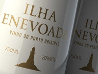 Ilha Enevoada wine