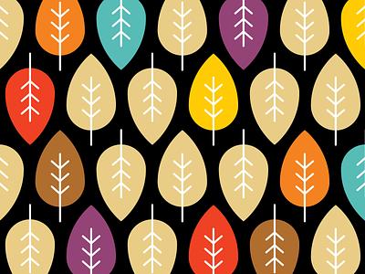 Thanksgiving Pattern holiday pattern illustration graphic design