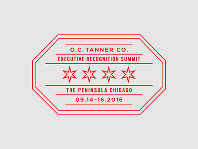 Summit Chicago Badge 3/3