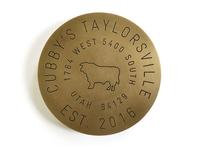 Cubby's Taylorsville Floor Medallion
