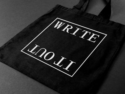 WriteOut Tote