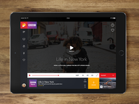 Video mobile app