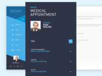 Medical Appointment | CareBrother UI