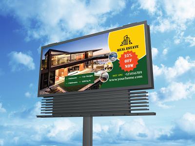 Billboard Design flat billboard design billboard design uniquelogo minimal luxurylogo logo design logo branding