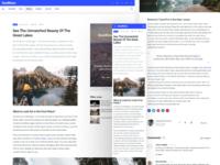 GoodNews - Responsive Template for News Websites
