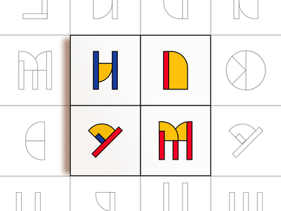 Naum naum kult graphic design typography type azbuka alphabet cyrillic