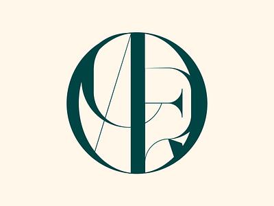 Imperio Monogram logo design branding monogram logo imperio