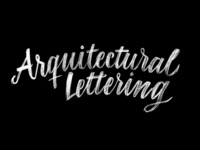 Arquitectural Lettering