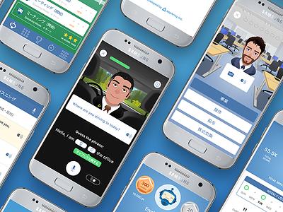 SpeakBuddy - Andriod ビジネス 英語 education learning application app mobile business english speak