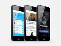 iPhone 5 version of WappZapp
