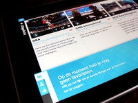 WappZapp iPad App