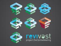Revivast logo/identity