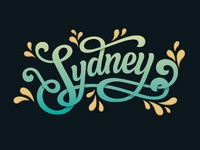 Sydney Script cleaned up