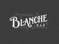 Blanche Bar Final Logo