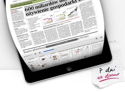 Rzeczpospolita web rzeczpospolita ipad newspaper