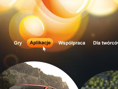 Serious Impact web website