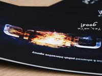 Leaflet for INTERAKCJA