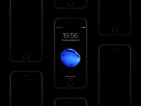 Iphone 7 dribbble big